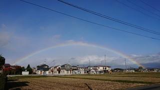 虹がかかった.JPG